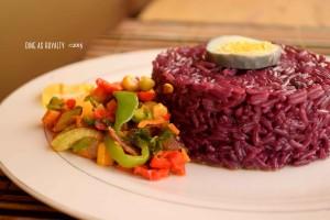 Hibiscus rice
