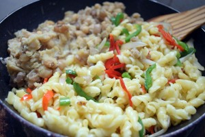 Macrewa stir-fry